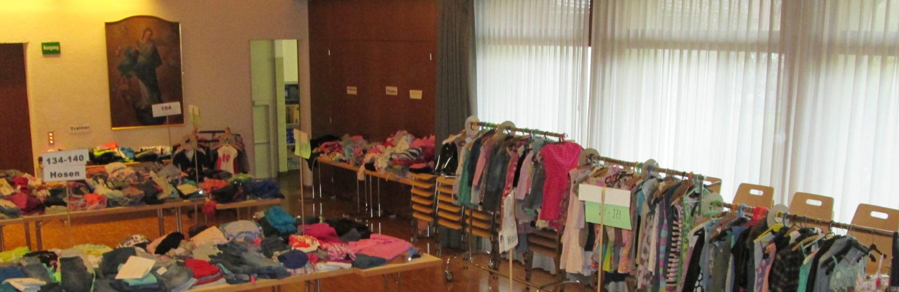 Kinderkleiderbörse Oberwil BL